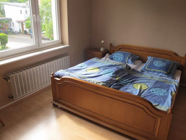 Quite & cheap flat for 1 -6 persons - Keulen - Appartement