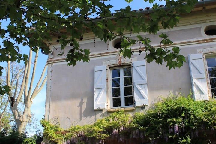 Chambre proche de Lavaur et centres Pierre Fabre