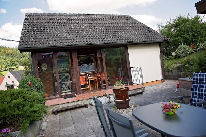 Ferienhaus Frankenalb - Engelthal - Casa