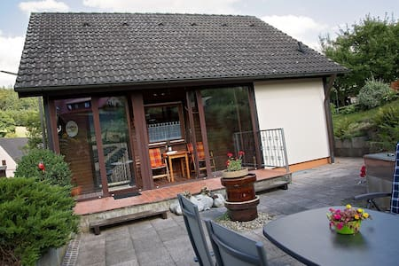 Ferienhaus Frankenalb - Engelthal - Talo