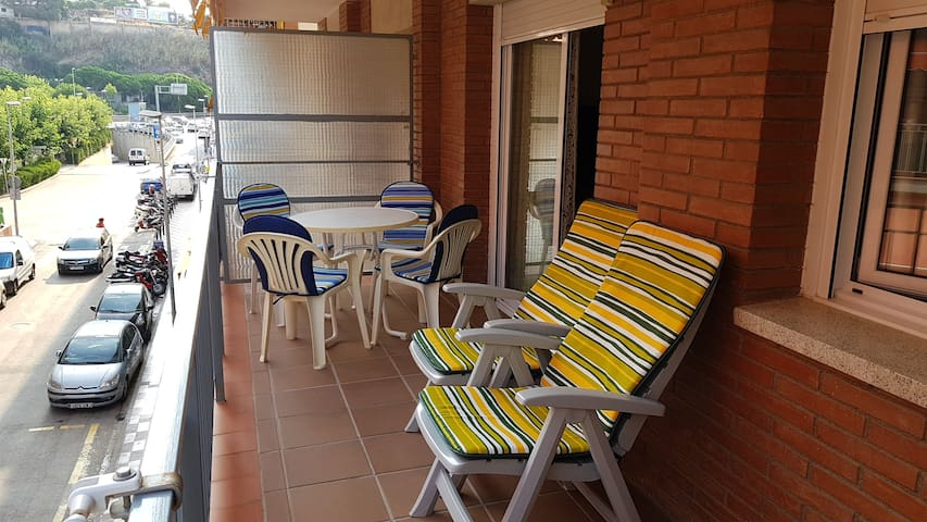 Quiet and comfortable apartment in Canet de Mar