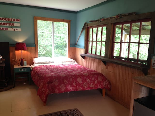 Cottage on the Farm* unwind and be close to nature - Oakland - Cabana