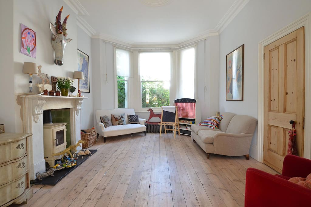 groundfloor living room