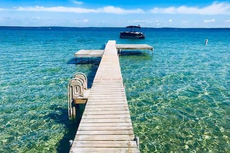 *Wooded Higgins ORV & Boating Oasis* Bike to Lake!