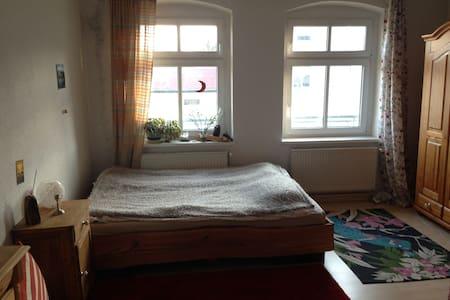 gemütliche Wohnung in Eberswalde - Eberswalde - 公寓