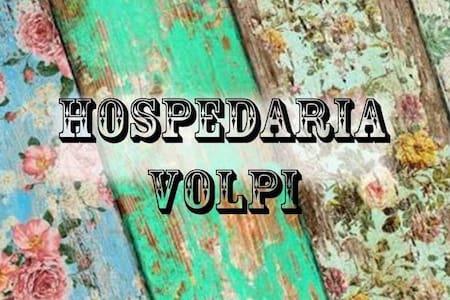 Hospedaria Volpi (180m2) aconchegante - Santa Teresa
