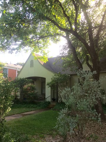 Charming Cottage near UT