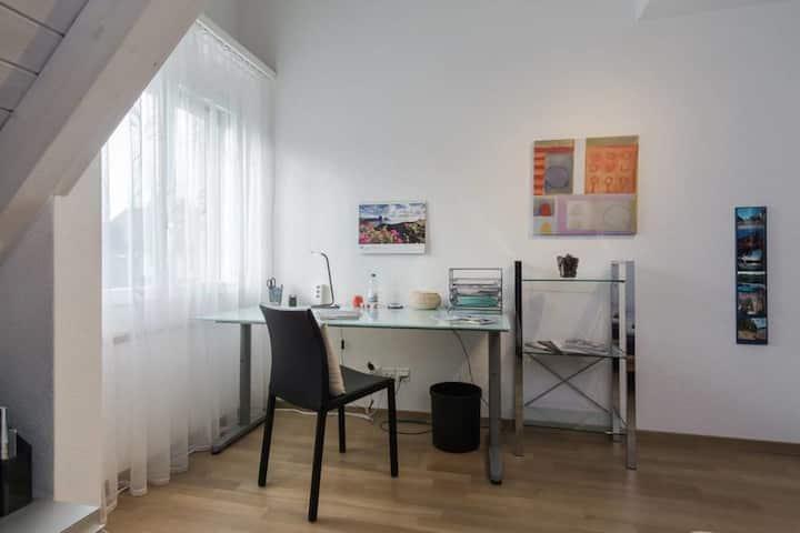 2 Cozy room near Zürich