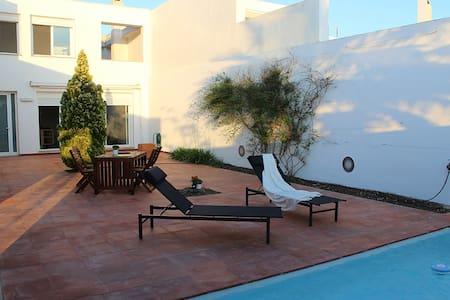 Beatiful house with a private pool - Poble Nou - Hus