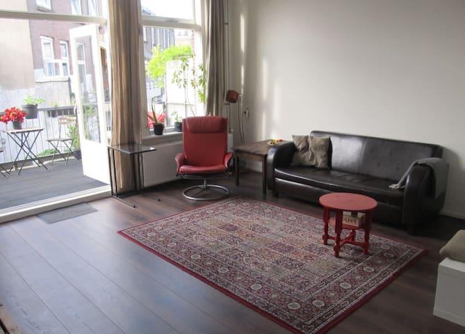 Spacious charming house in Lombok - Utrecht - Condominio