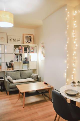 Cosy appartement parisien