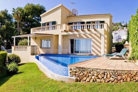 Villas PANORAMA-MIRADOR - ALAIOR -Son Bou-