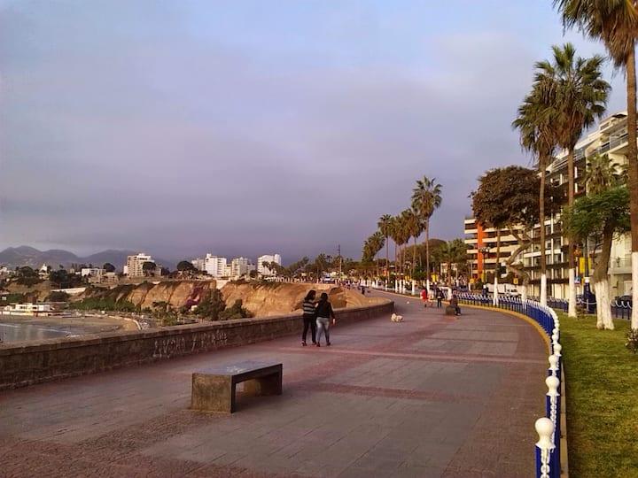 ALLICHAY Chorrillos - Cerca del Malecon