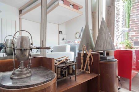 Studio atypique aux portes de Paris - 勒斯里拉斯 - 公寓