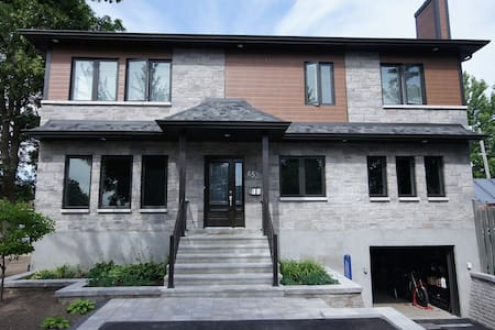 French-Canadian House