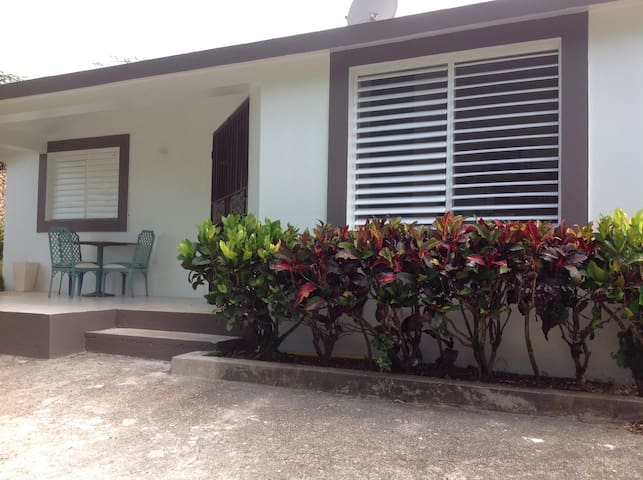 A little tropical guest house. - Cabrera - House