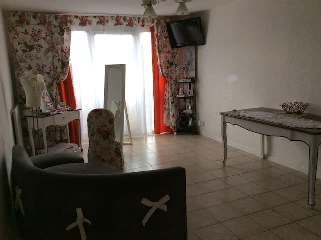 great renting, close to Paris - Moissy-Cramayel - Flat