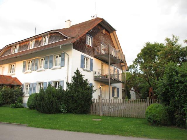 Rösslehaus - Leibertingen - Hus