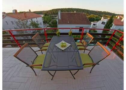 Apartment Olga with a lovely view - Banjole - Byt