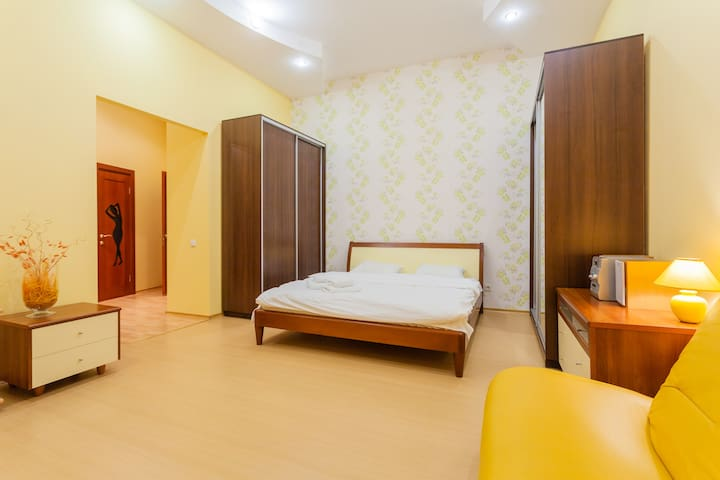 Spacious  Fully Equiped Studio at Maidan Area