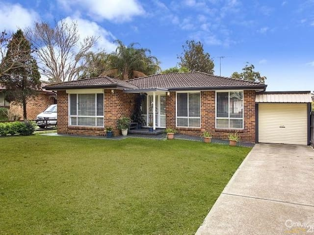 The Comfort Of Home In Quakers Hill - Quakers Hill - House