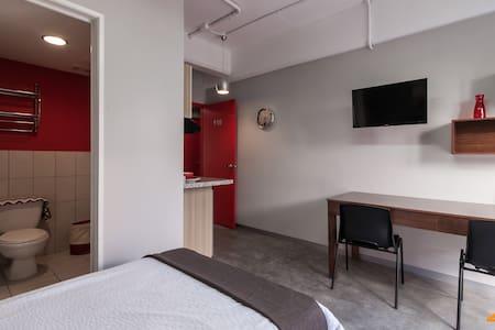 Habitaciones equipadas excelente ubicacion/precio - Guatemala - Appartamento con trattamento alberghiero