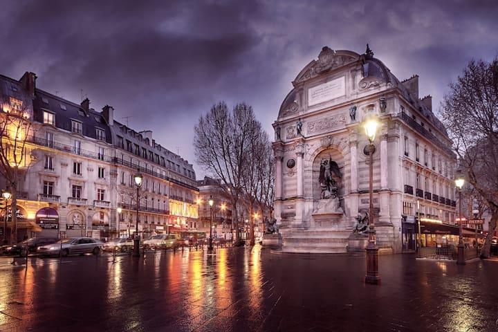 New appartment - Quartier Latin - Parigi - Appartamento