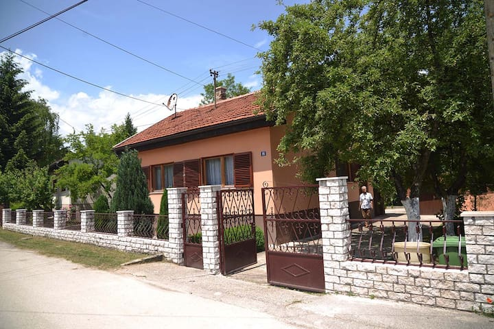 Family house in Central Bosnia - Bugojno