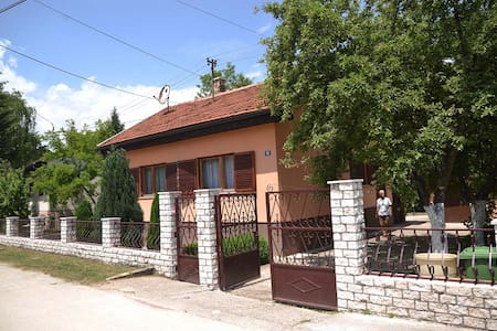 Family house in Central Bosnia - Bugojno - Hus