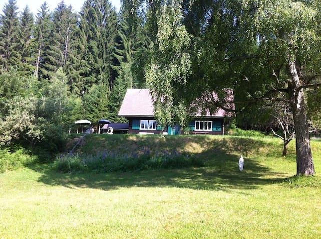 Austrian Country Chalet Hohenleiten - Oberfresen - Almhütte