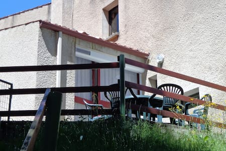 Allier gorges housing - Vieille-Brioude - Apartamento