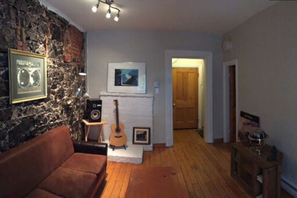 Comfortable room minutes away from the old city for Chambre d hote quebec city
