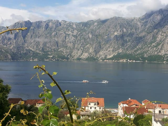 Apartment With View Over the Bay - Kotor - Wohnung