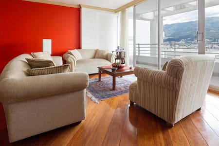 PRIVATE BEDROOM GREAT VIEW - Quito