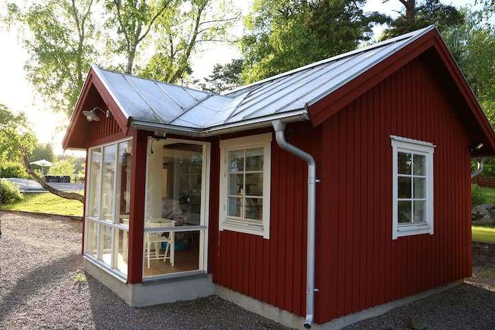 Lakeview House with Swimming pool-15min to Arlanda - Sigtuna - Hus
