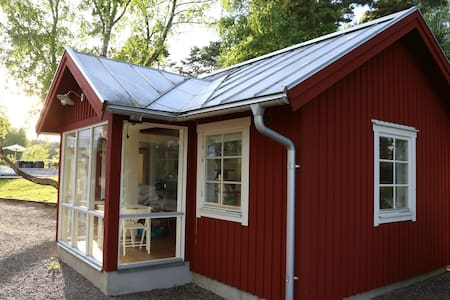 Lakeview House with Swimming pool-15min to Arlanda - Sigtuna - Talo