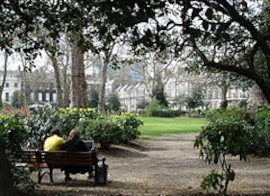 Bedford Sq Gardens