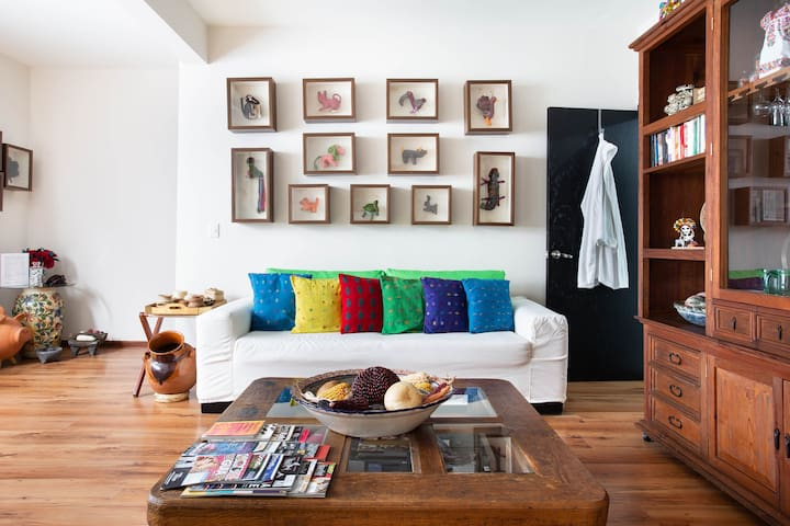 Apartment in Zona Rosa