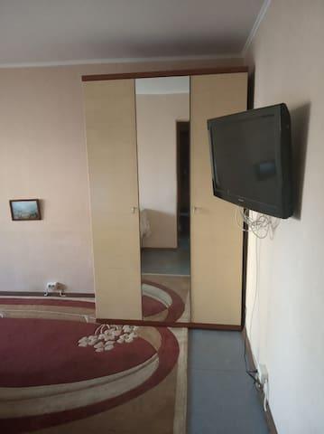 Уютная квартира в г.Алма-Ата ,Казахстан