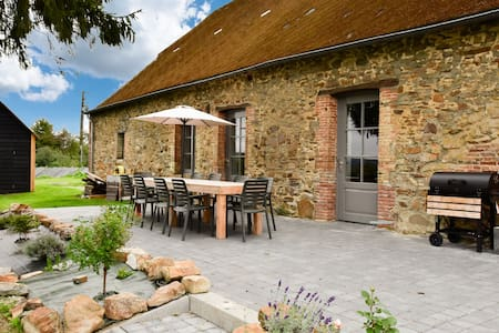 Renovated, spacious holiday home in the French Ardennes near to Belgium