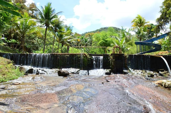 Conforto e Lazer em Bonito - Rota das Cachoeiras