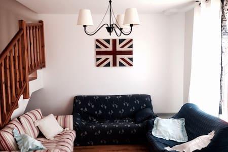 House in Tiebas 10 minutes Pamplona - Tiebas