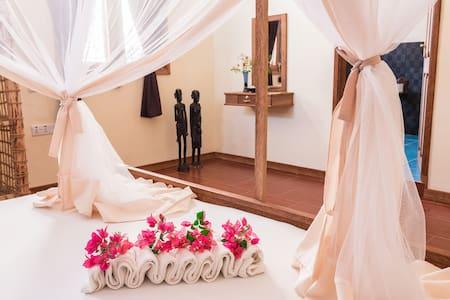 Standard Double Room - Kiwengwa - Bed & Breakfast
