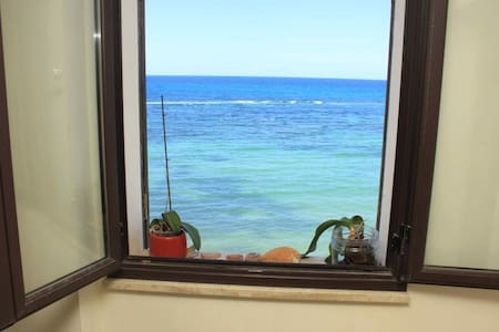 Sea view Apartment- Trapani centre