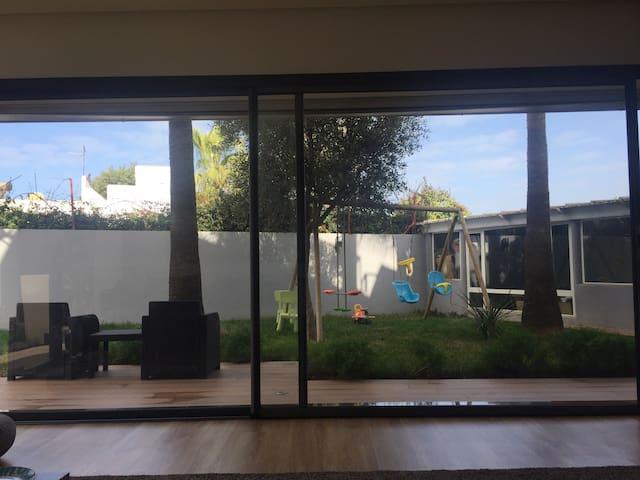 Grande villa moderne 150m plage - Mohammédia - Casa