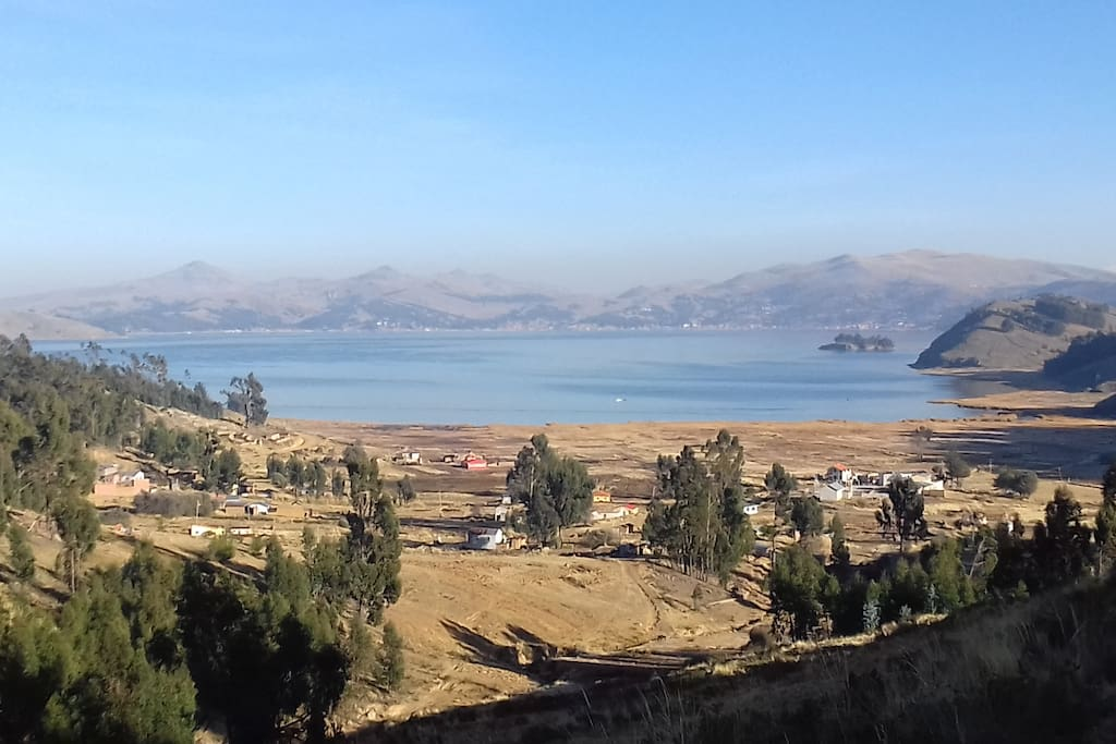Comunidad de Lojpaya - Bolivia. Vista General