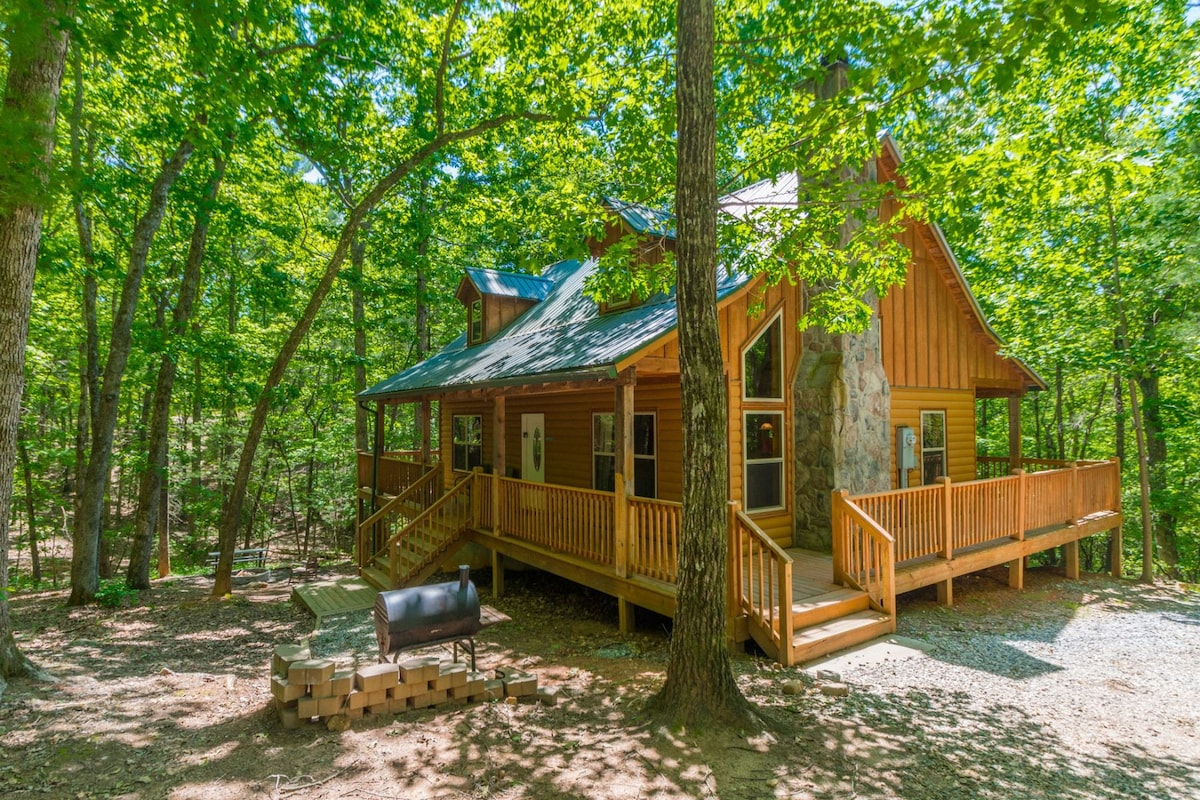 Merveilleux Sauna Creek   Cabins For Rent In Cleveland, Georgia, United States