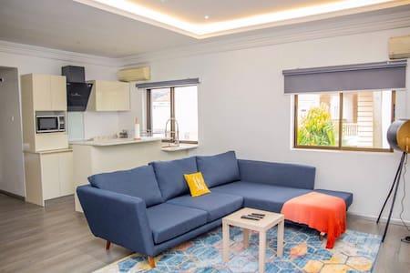 Modern 2 Bed Apt, Asokoro- Yellow Door Apartments