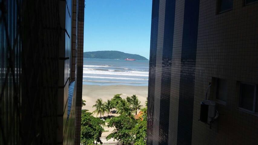 Apartamento em São Vicente Praia Itararé