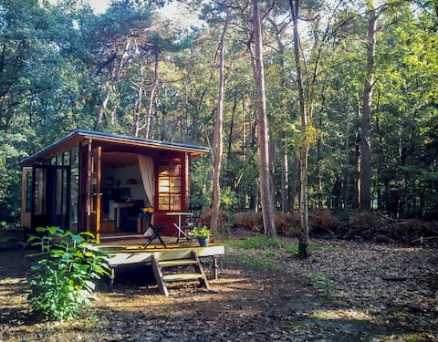 Maja's Hideaway, deep in private fairytale woods